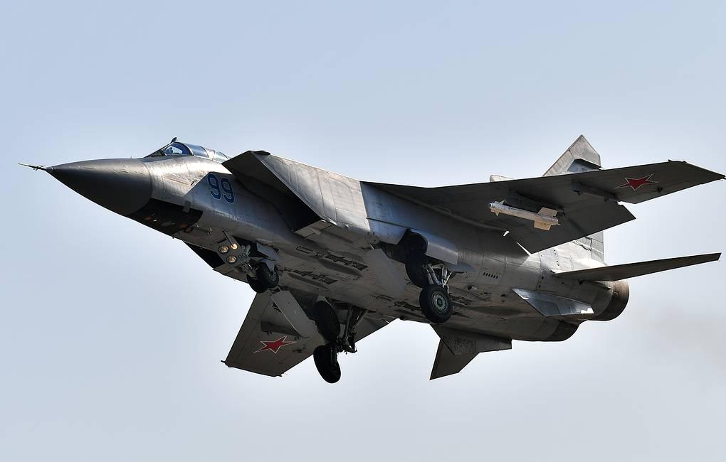 MiG-31 Foxhound فوق دمشق :كيف هزت خطة سوريا لتحديث القوات الجوية تركيا وإسرائيل Articl11