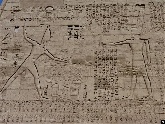 منذ عهد رمسيس الثالث.. تاريخ العمليات العسكرية المصرية في ليبيا B35df910