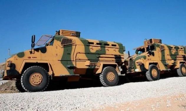 تونس تشتري المزيد من عربات BMC Kirpi المقاومة للألغام من تركيا Bmc_1510