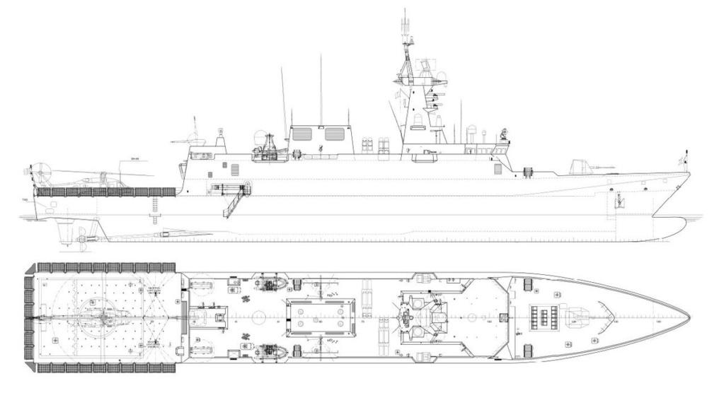 الكورفيت القتالي Avante 2200 C_s4up10