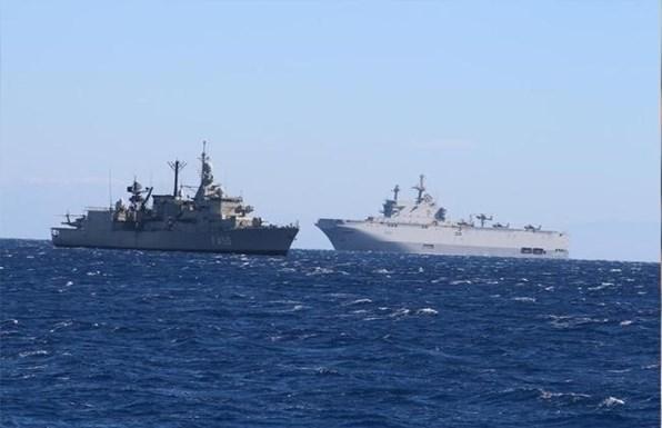 مخاوف إسرائيلية.. البحرية المصرية تطوّر قدراتها Cabb1410