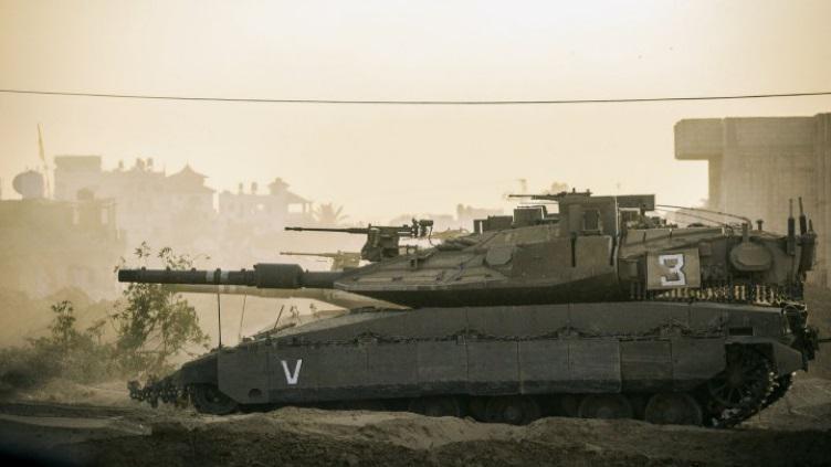 دبابة المعركة الرئيسية  Merkava 4 Caerpk10
