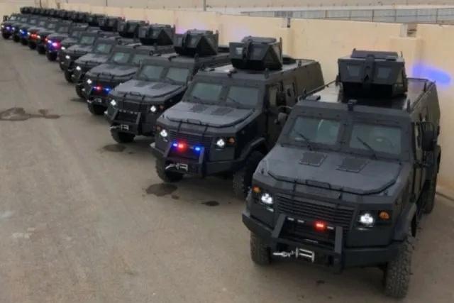 المملكة العربية السعودية  تتسلم مركبات Kozak-5 المدرعة الأوكرانية الصنع Captur19
