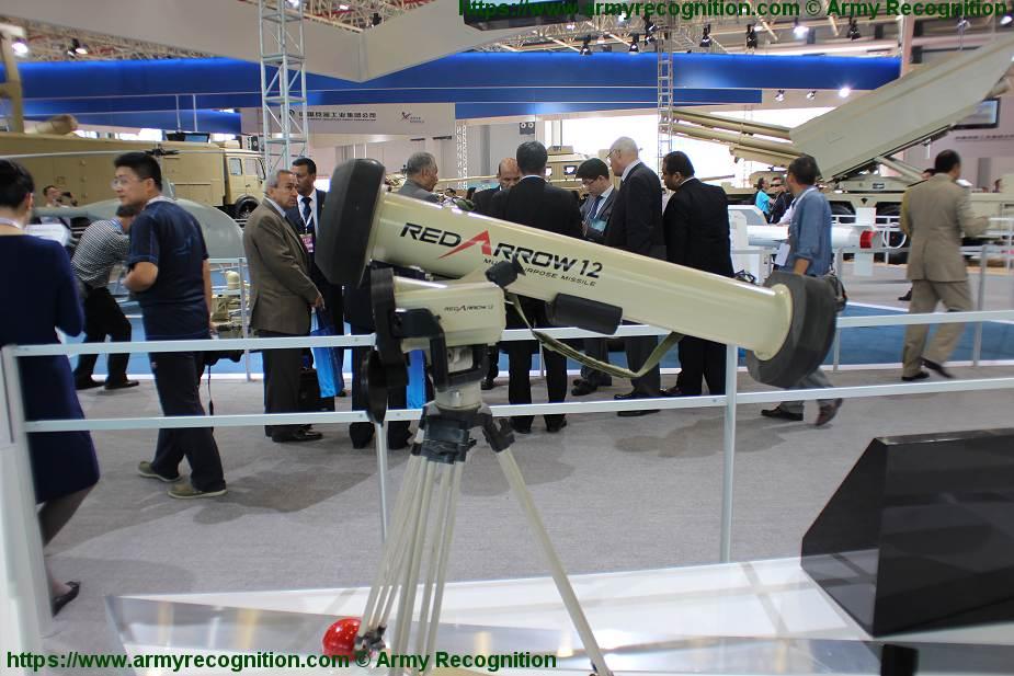 الجيش الجزائري اول زبون للصاروخ مضاد للدروع الصيني HJ-12  ( Red Arrow 12) China_10