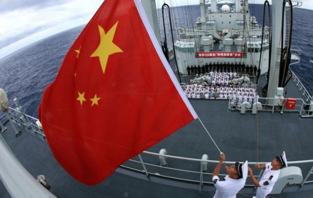 عندما التقت الصين بإيران Chinan10