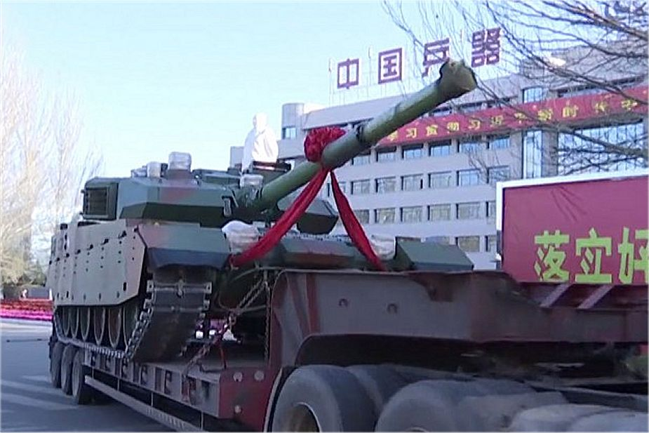 باكستان تختار شراء دبابات VT-4 الصينيه  Chines11