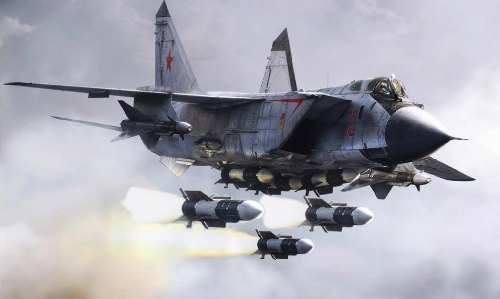 MiG-31 Foxhound فوق دمشق :كيف هزت خطة سوريا لتحديث القوات الجوية تركيا وإسرائيل Cover_10