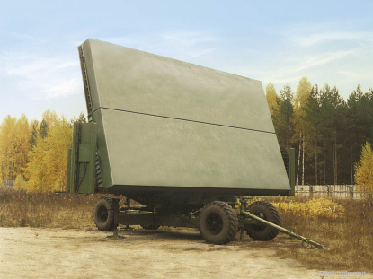 رادار المراقبة  67N6E Gamma-DE الروسي  D5d9d410
