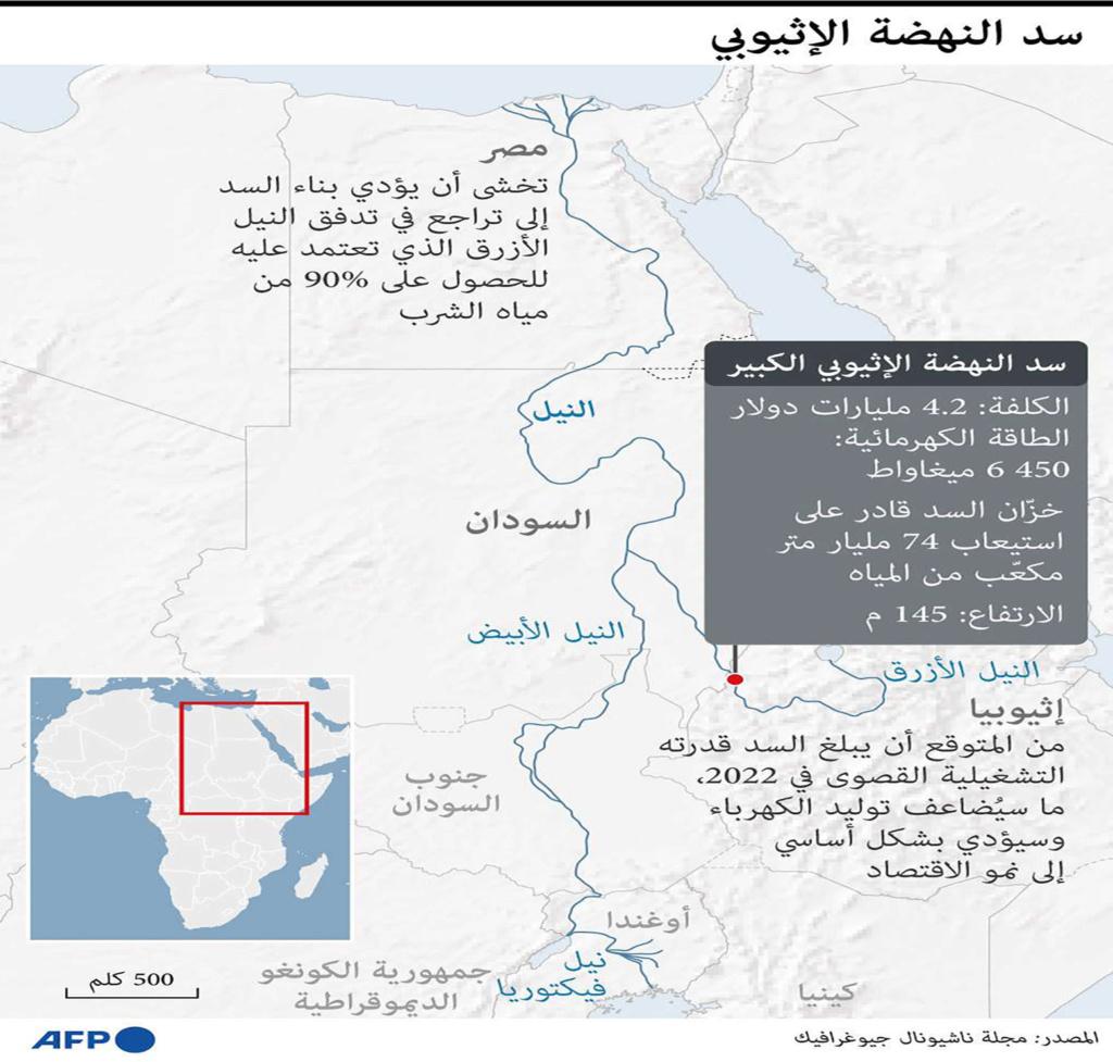 كيفية تدمير سد النهضة وفقا لامكانيات سلاح الجوى المصرى المعلنة  Dam110