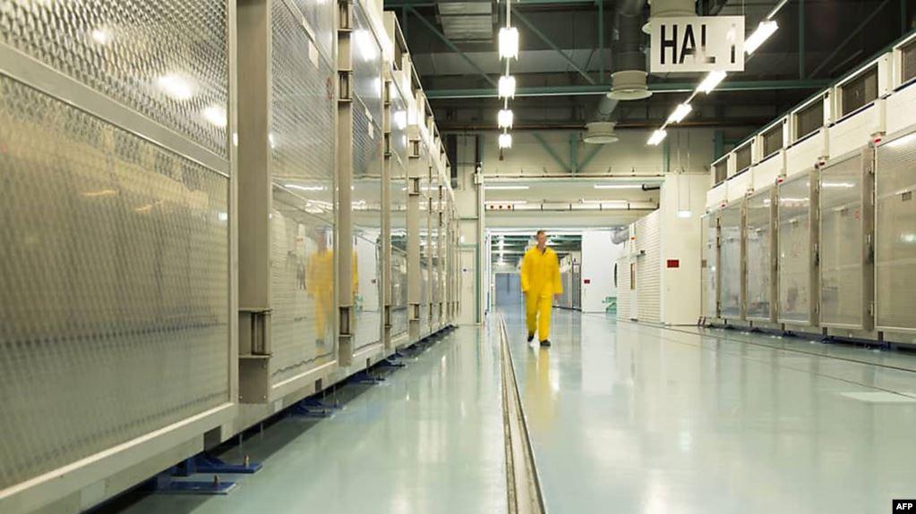 """""""المشروع مستحيل تقنيا"""".. لماذا أوقفت شركة روسية عملها في منشأة نووية إيرانية؟ De37d210"""