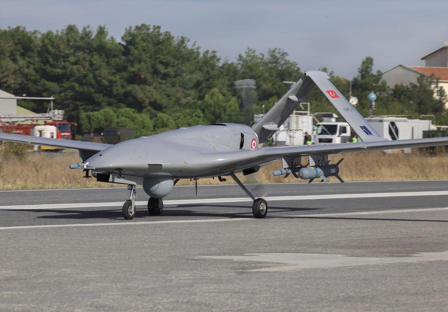 شركة Beringer AERO علقت عمليات التسليم إلى الشركات المصنعة للطائرات بدون طيار التركية Delive10