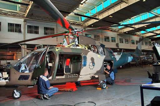 شركة Denel الدفاعية الجنوب افريقية معرضة لخطر الانهيار مع نفاد الأموال Denel_11
