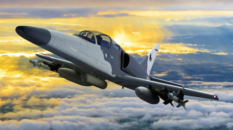 طائرة الهجوم الخفيف F / A-259 Striker التشيكية-الاسرائيلية Diesty10