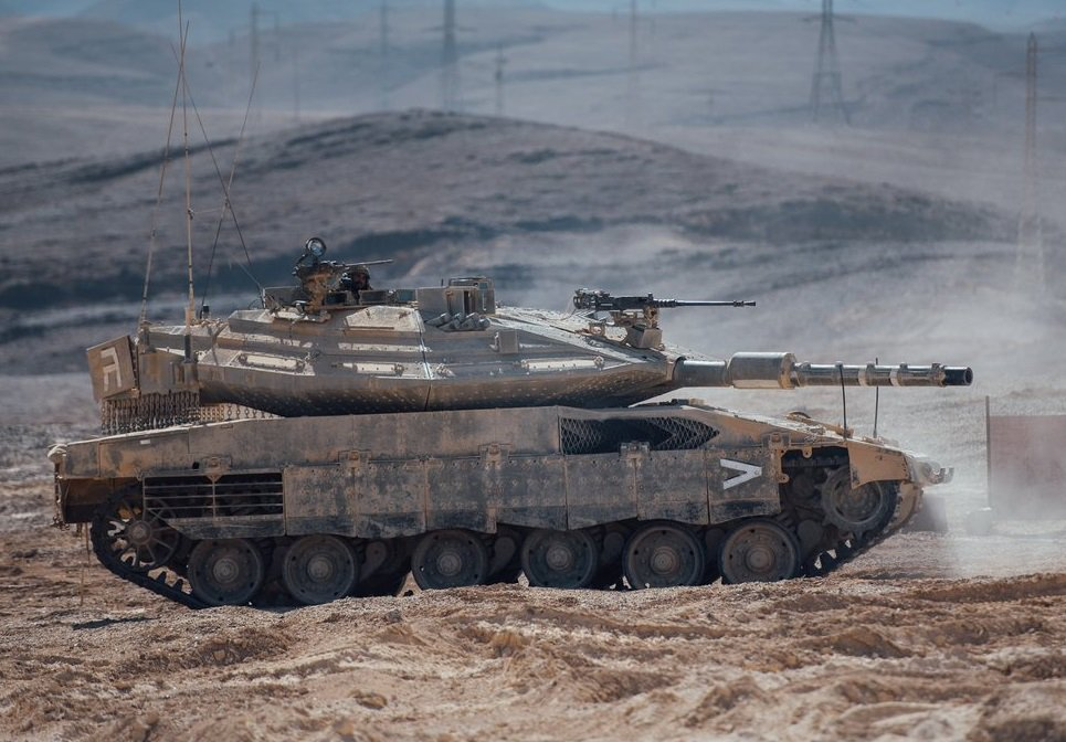 دبابة المعركة الرئيسية  Merkava 4 Din4s510