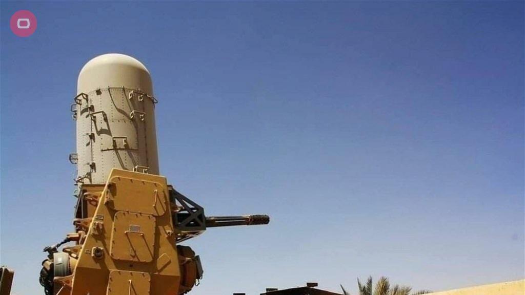 الجيش العراقي: إسقاط طائرتين مسيرتين فوق قاعدة عين الأسد Doc-p-12