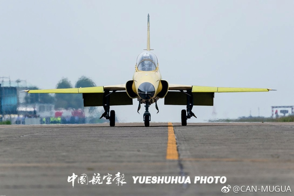 طائرة FTC-2000G  متعددة الادوار التدريبيه / المقاتلة الخفيفة Dookrf10