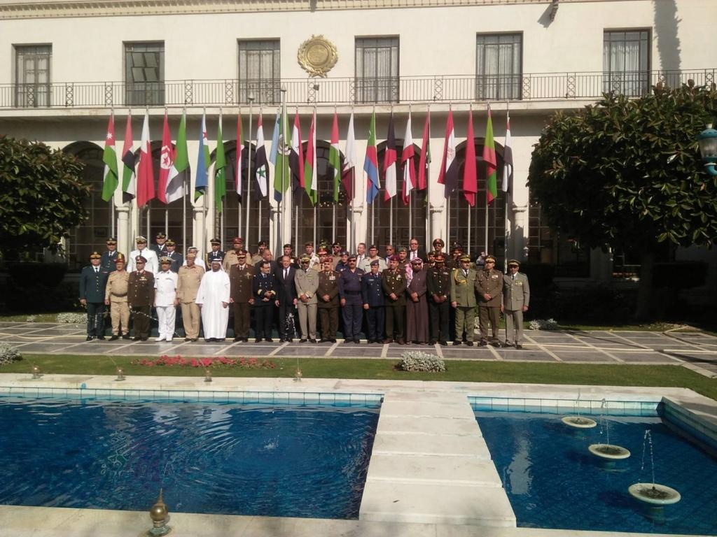 جامعة الدول العربية تؤكد أهمية إنشاء مركز تدريب عسكري عربي Downlo14