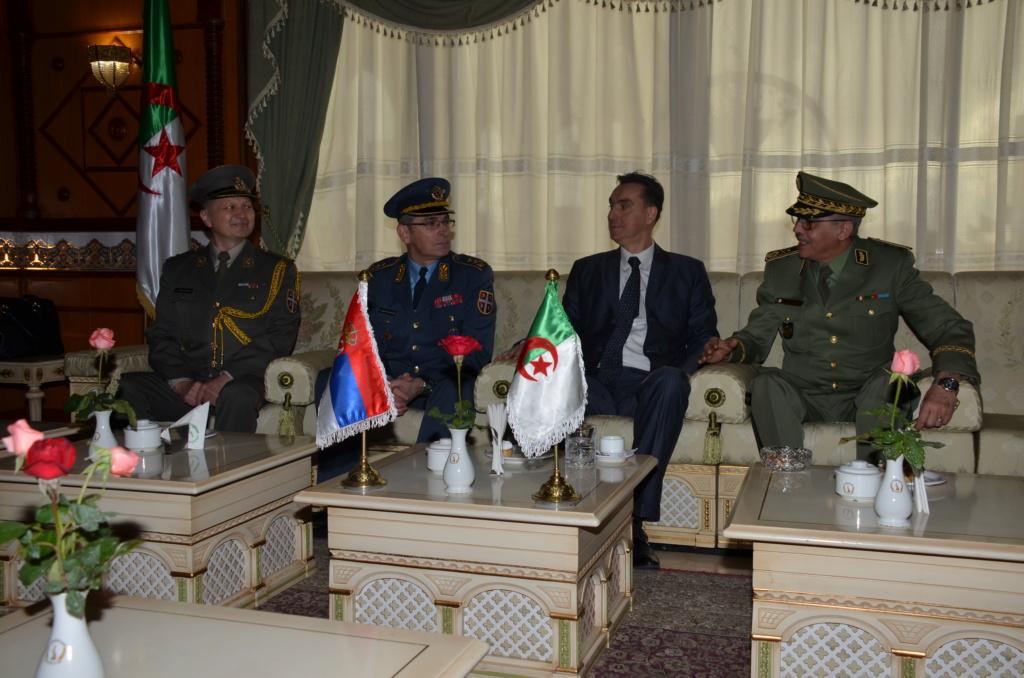 تعاون عسكري بين الجزائر وصربيا في مجال الصواريخ  Dsc_0311