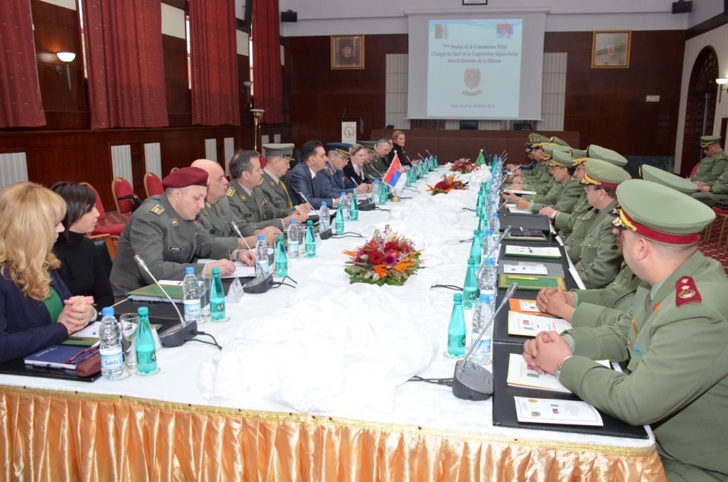 تعاون عسكري بين الجزائر وصربيا في مجال الصواريخ  Dsc_0410