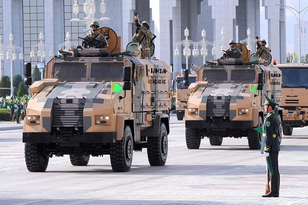 مركبة BMC Kirpi المقاومة للألغام والمحمية من الكمائن MRAP Dzyrwv10