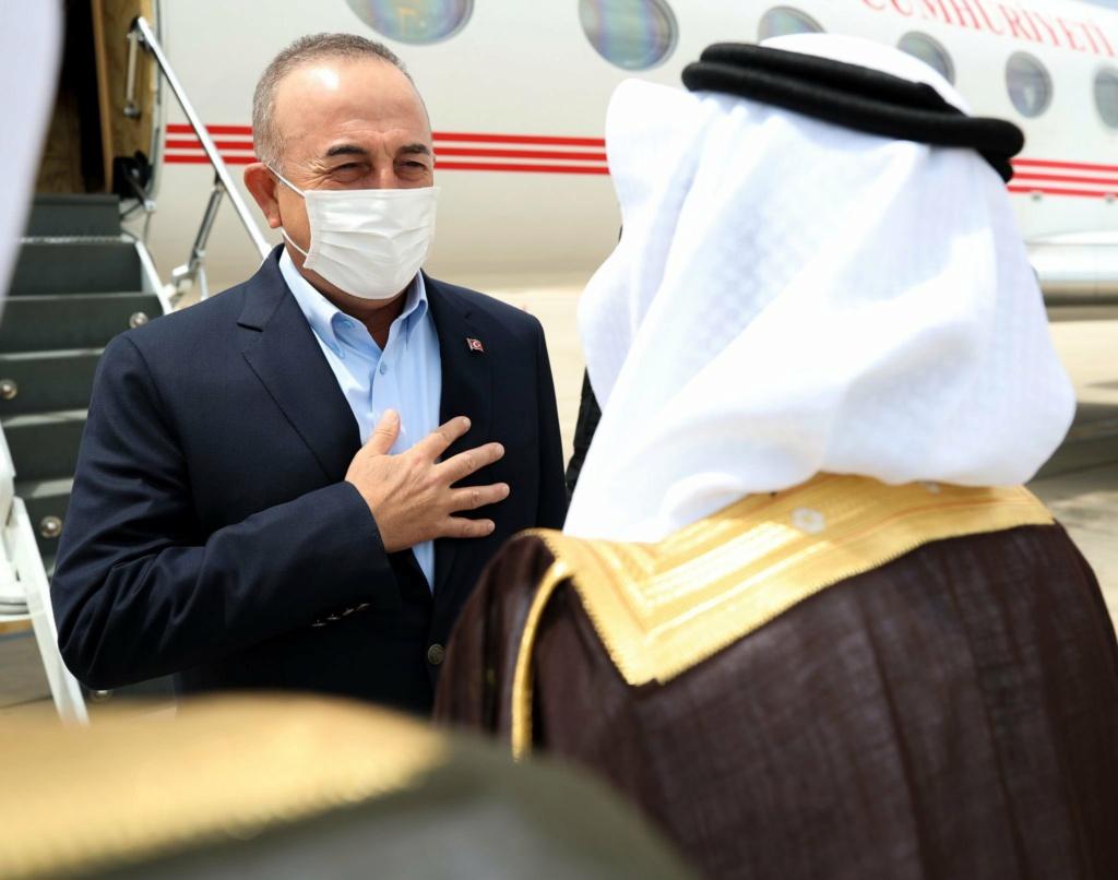 اللعب على الجانبين: هل ستؤثر التدريبات السعودية اليونانية على العلاقات مع تركيا؟ E1bydn10