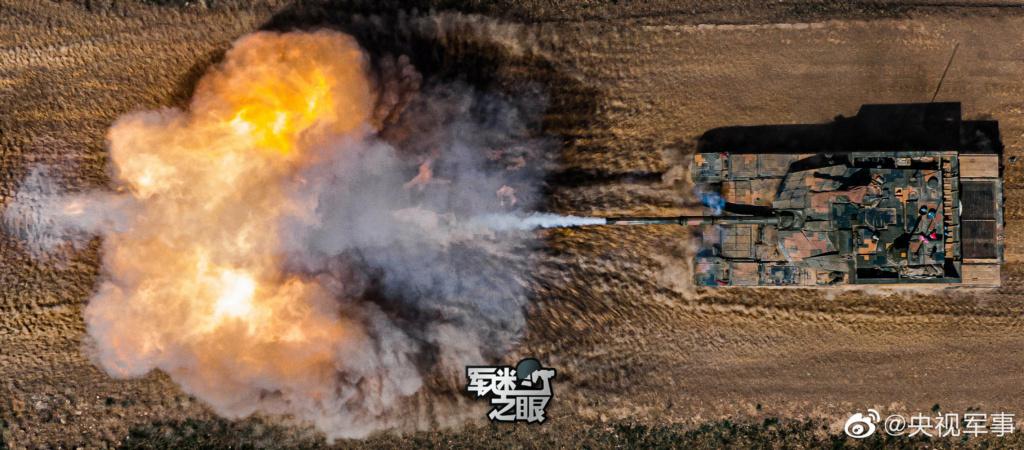 الدبابه الصينيه Type 99 E1hr6612