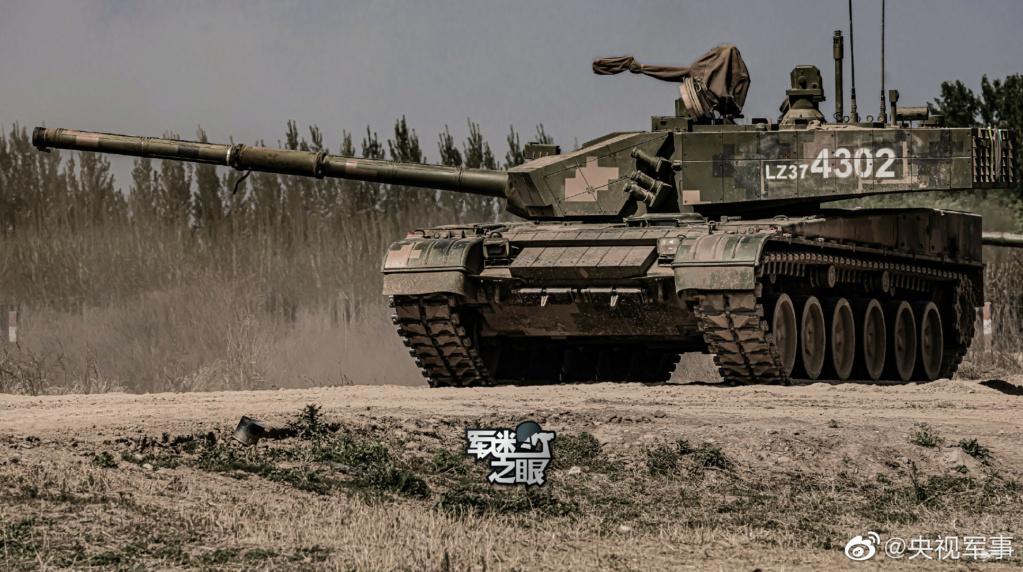 الدبابه الصينيه Type 99 E1hr6710