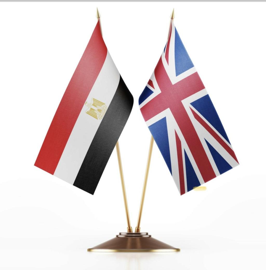 مصر والمملكة المتحدة نحو علاقات أوثق في مجال التدريب العسكري E2kct910