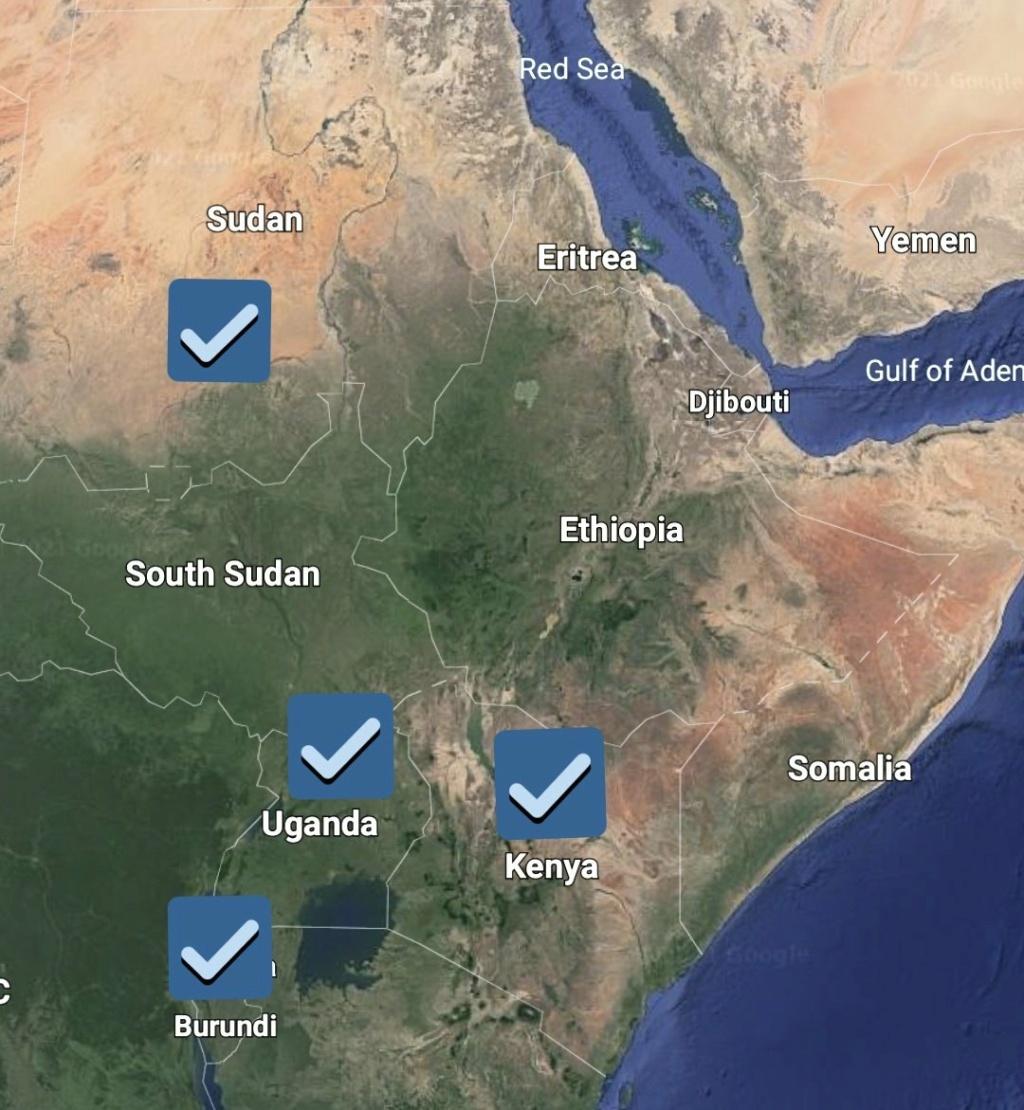 كينيا تعلن توقيع اتفاقية للتعاون الدفاعي مع مصر... صور E2uqoj10