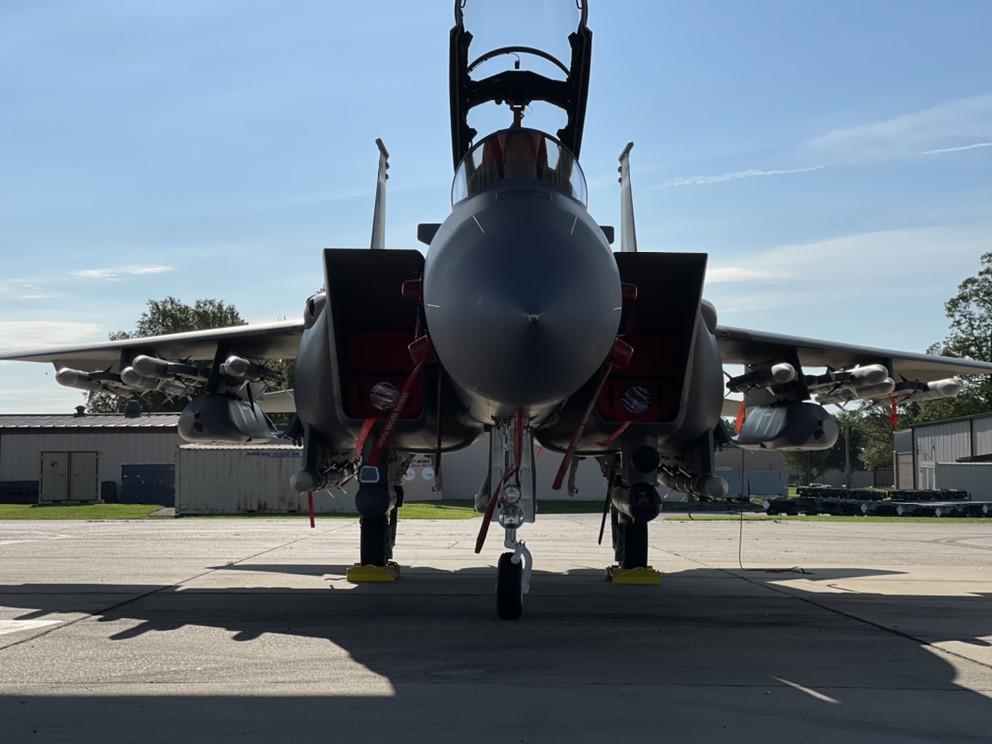 تحليل ومراجعة فنية لطائرة Boeing F-15EX  الجديدة لسلاح الجو الأمريكي E350qs10