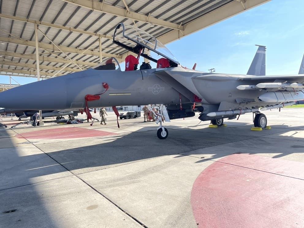 تحليل ومراجعة فنية لطائرة Boeing F-15EX  الجديدة لسلاح الجو الأمريكي E350qz10