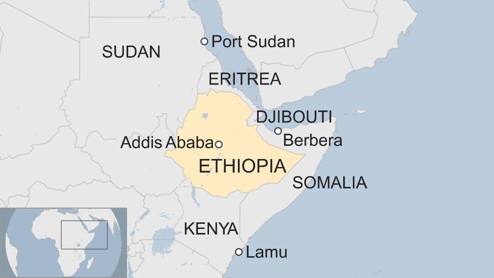 إثيوبيا الحبيسة تدخل سباق القواعد العسكرية في البحر الأحمر E3hvks10