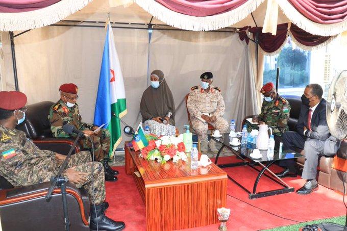 اتفاق على تعاون عسكري بين إثيوبيا وجيبوتي E3qrmt10