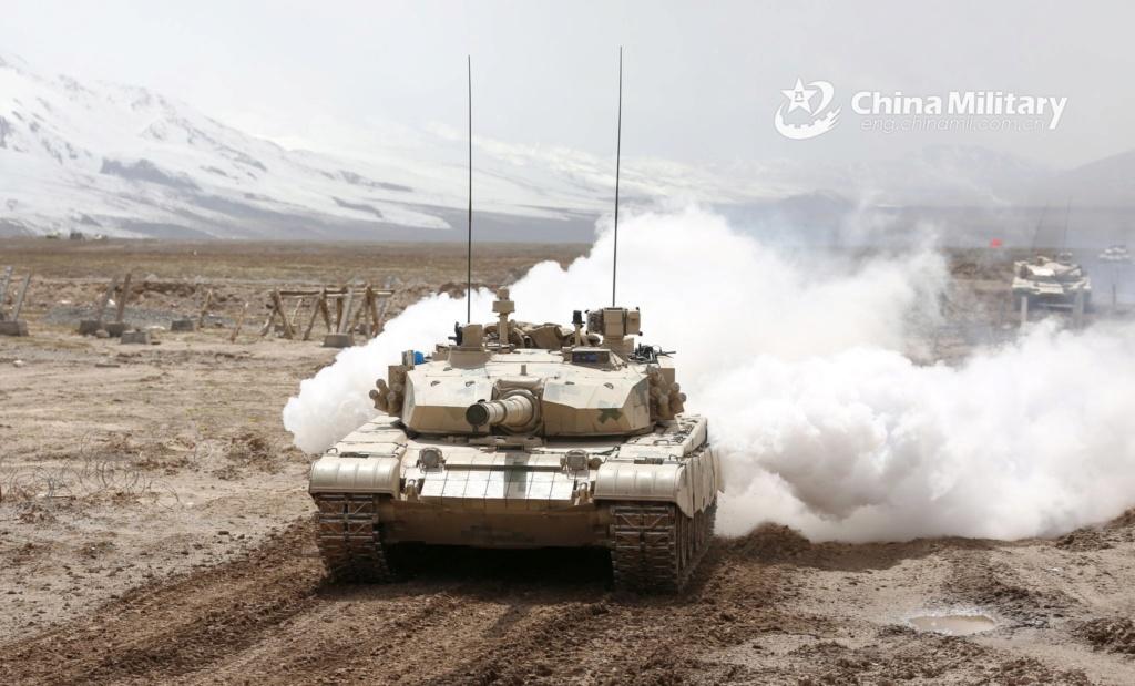 الدبابه الصينيه Type 99 Easrer10