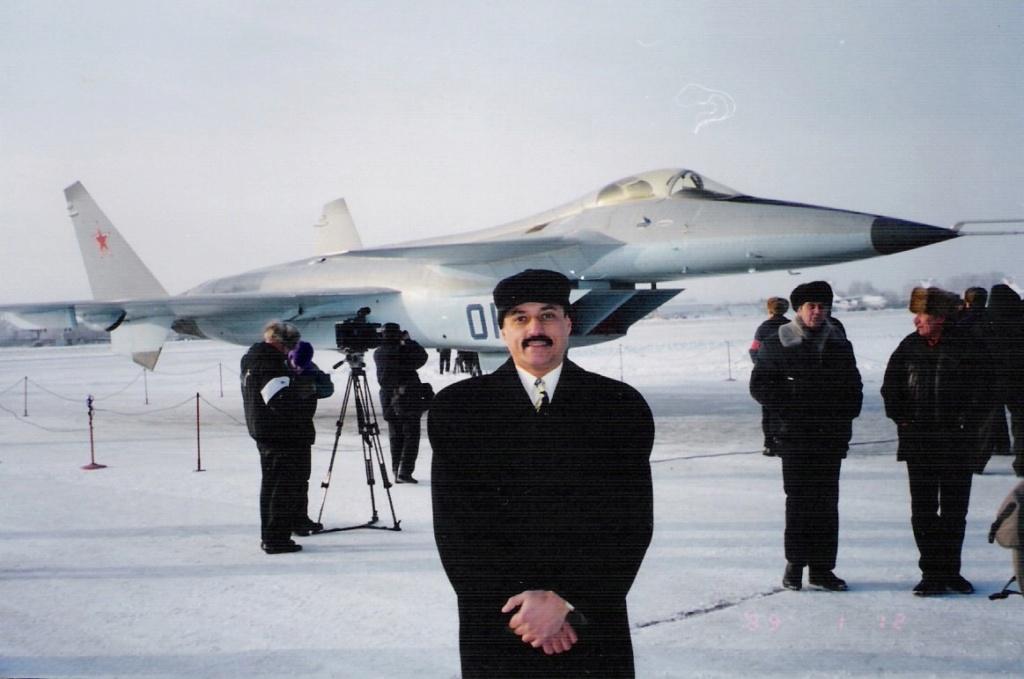 """""""ميغ 1.44""""... لماذا أقلعت مقاتلة الاتحاد السوفيتي من الجيل الخامس مرة واحدة فقط Ebw_vw10"""