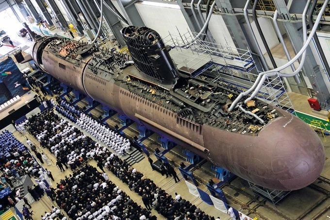 الغواصة الهجومية فئة SSK Scorpene Ecpcju10