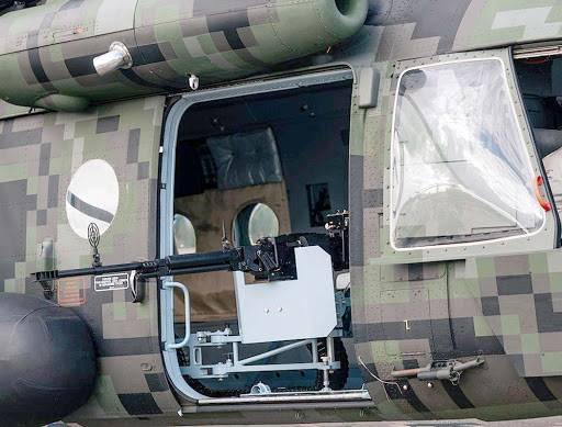 مروحية Mi-8AMTSh-VN الروسية الجديدة تبدأ تجارب الطيران  Edpmdm10