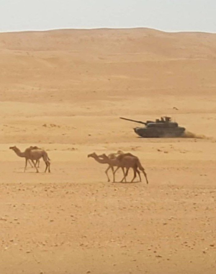 عمان قد تشتري 77 دبابة ALTAY من تركيا Edxggk10
