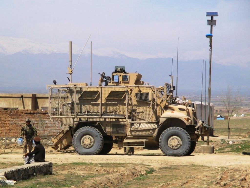 وزارة الخارجية الأميركية توافق على عقد بيع مركبات MRAP إضافية للإمارات Ee33f410