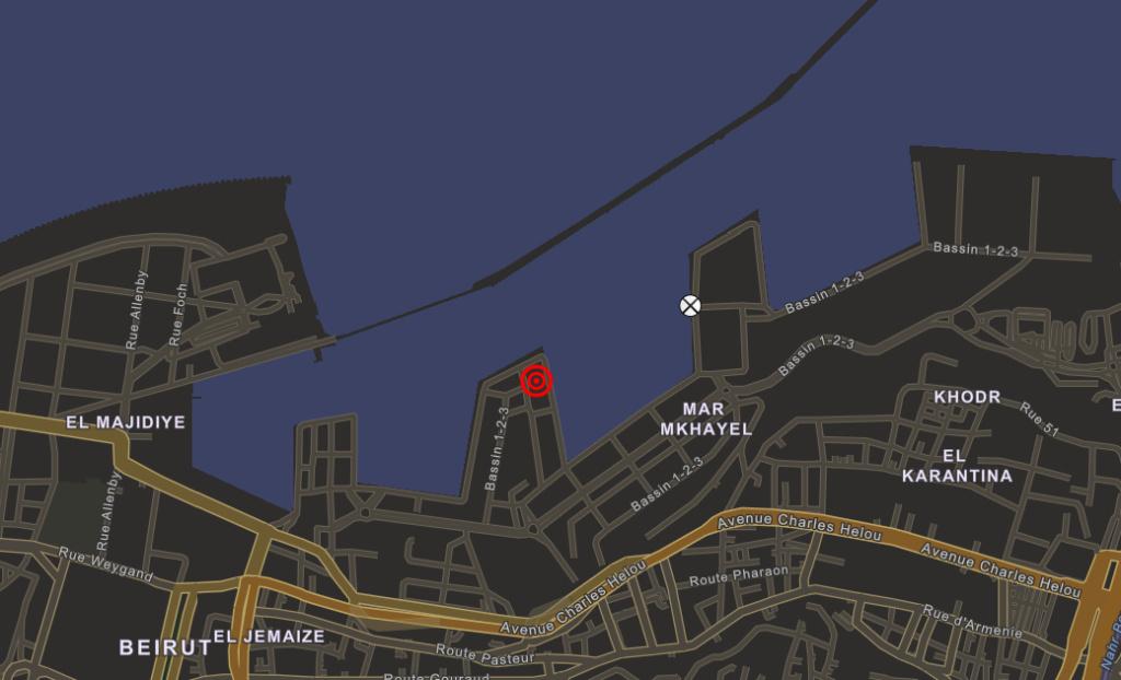 بالفيديو.. انفجار كبير يهز العاصمة اللبنانية بيروت - صفحة 2 Eeo-zs10