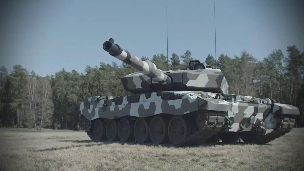 Rheinmetall تتقدم في مشروع تطوير مدفع  دبابة من الجيل القادم عيار 130 ملم Eepzdf10
