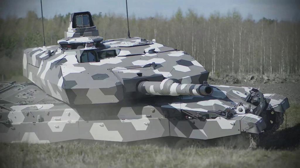 Rheinmetall تتقدم في مشروع تطوير مدفع  دبابة من الجيل القادم عيار 130 ملم Eepzdf12