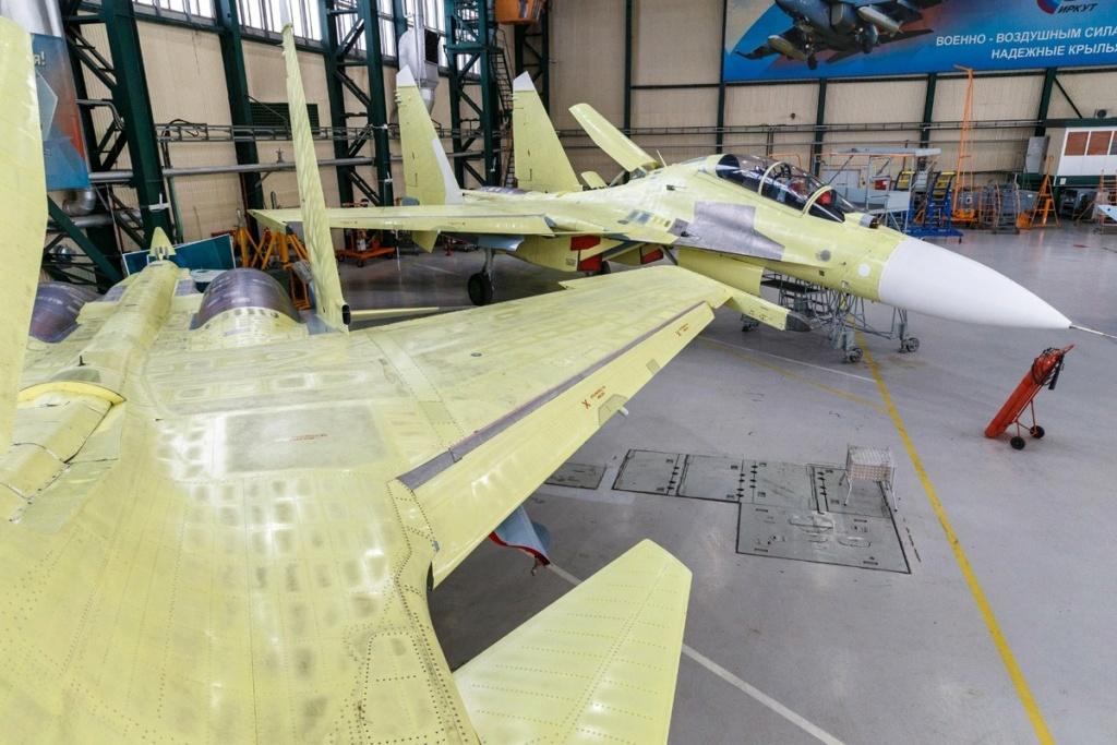 مقاتلة Su-30SM2 ستجري تحليقها الاولي في اواخر 2020 Efo2dy10