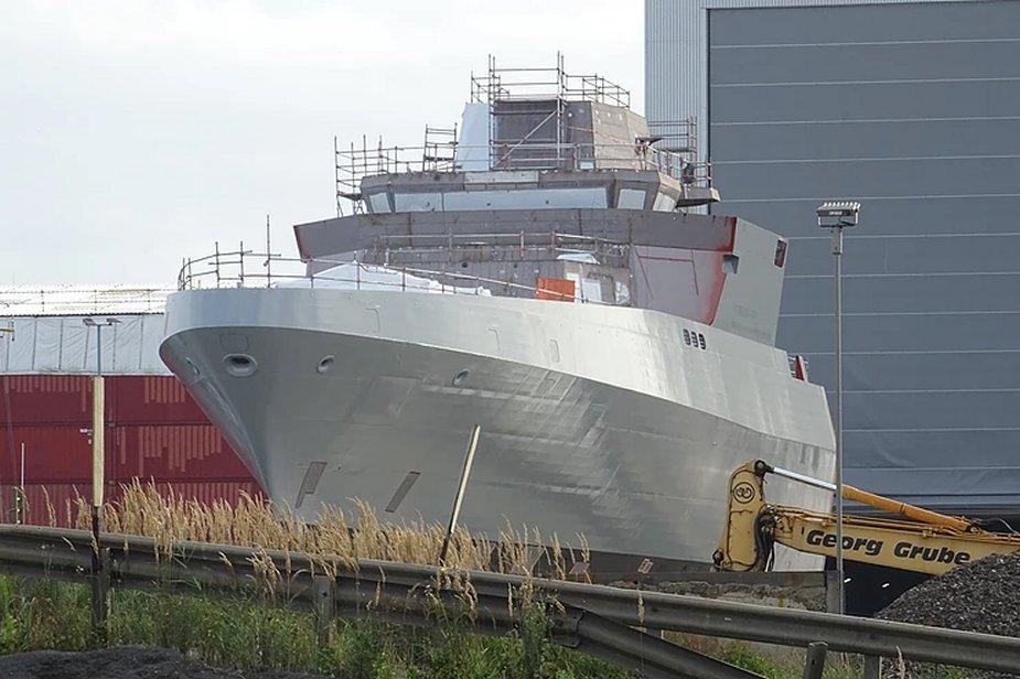 ألمانيا تبني 3 فرقاطات MEKO-A200 لصالح البحرية المصرية.والرابعه ستبنى في مصر  Egypti12