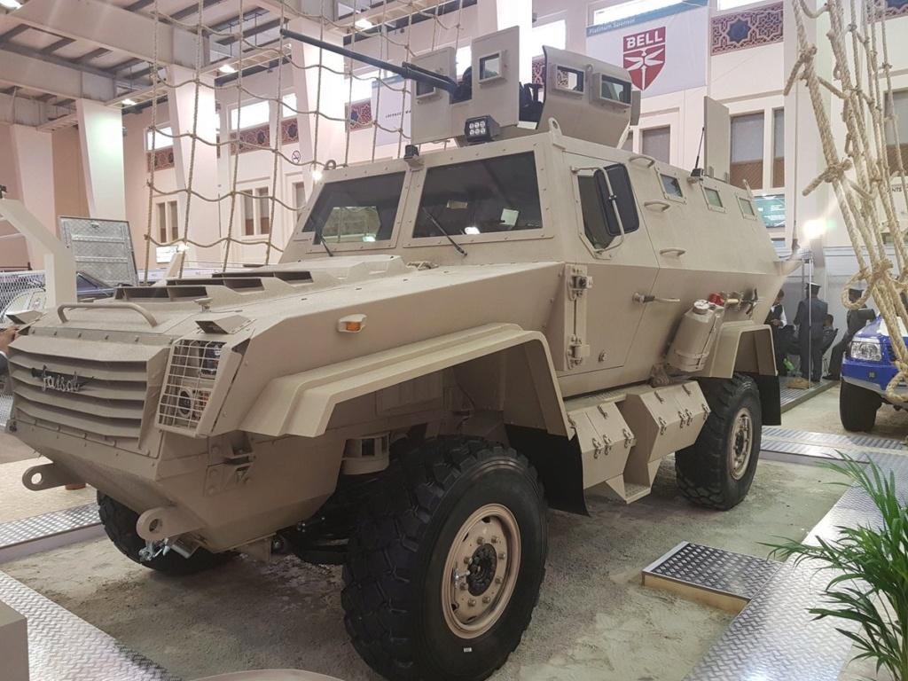 تعرف على حاملة الجند المدرعه Faisal من انتاج قوة دفاع البحرين  Eh9nhg10