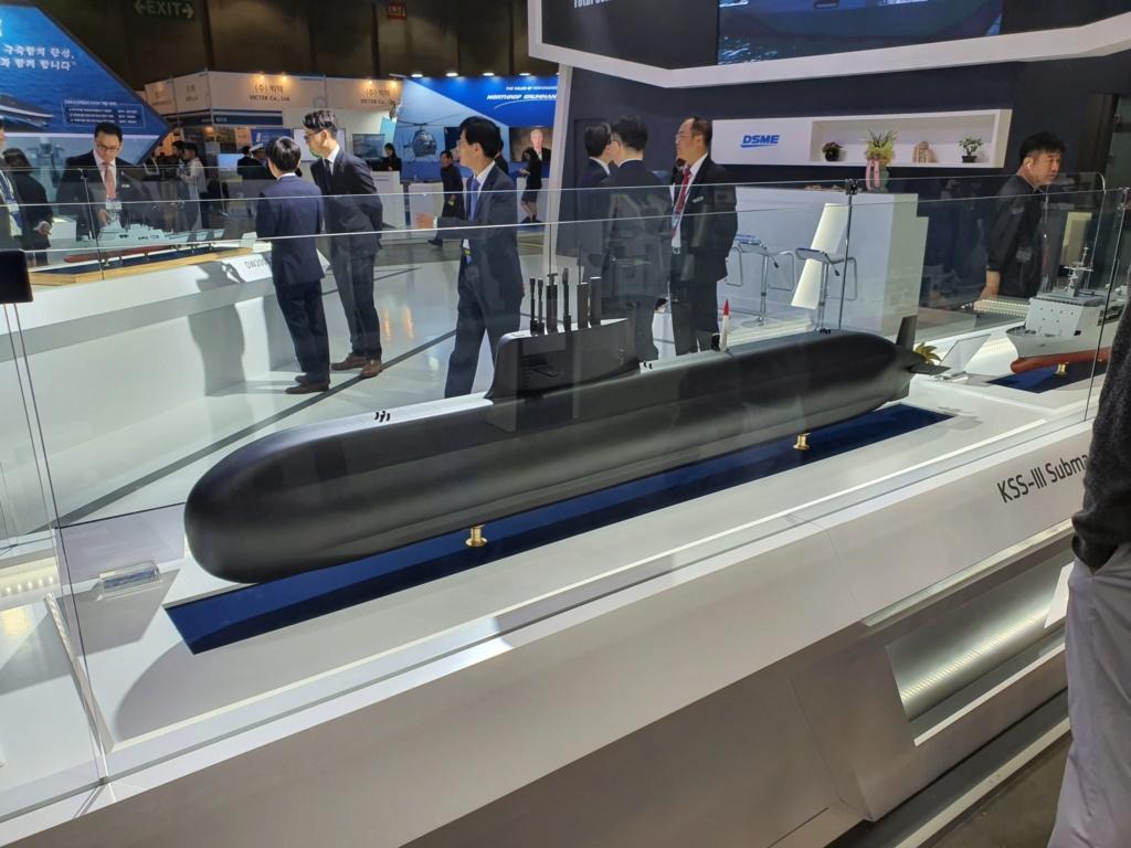 الغواصة الهجومية KSS-III الكورية الجنوبية Ehi22z10