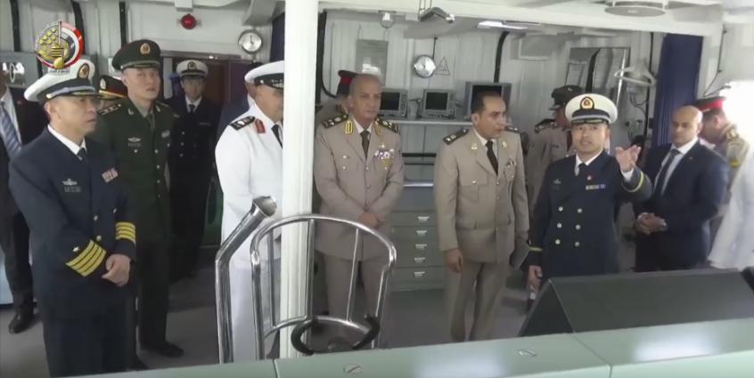مصر قد تكون مهتمه بكورفيت Type-056 الصيني  Eht2vm11
