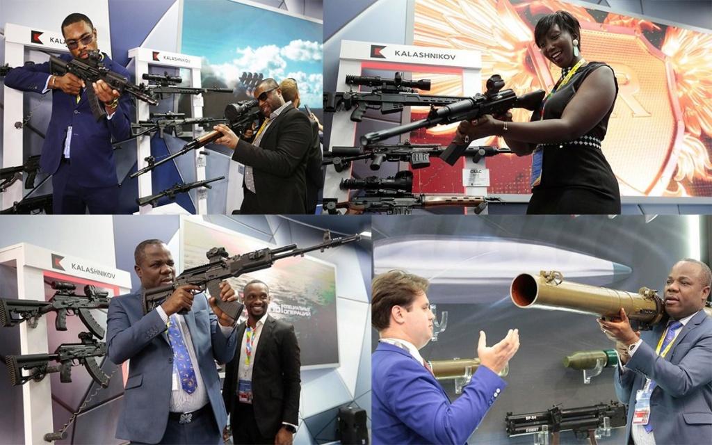 نائب وزير الدفاع الروسي يلتقي مع كبار الشخصيات الافريقيه لبحث التعاون العسكري Ehvk-j10