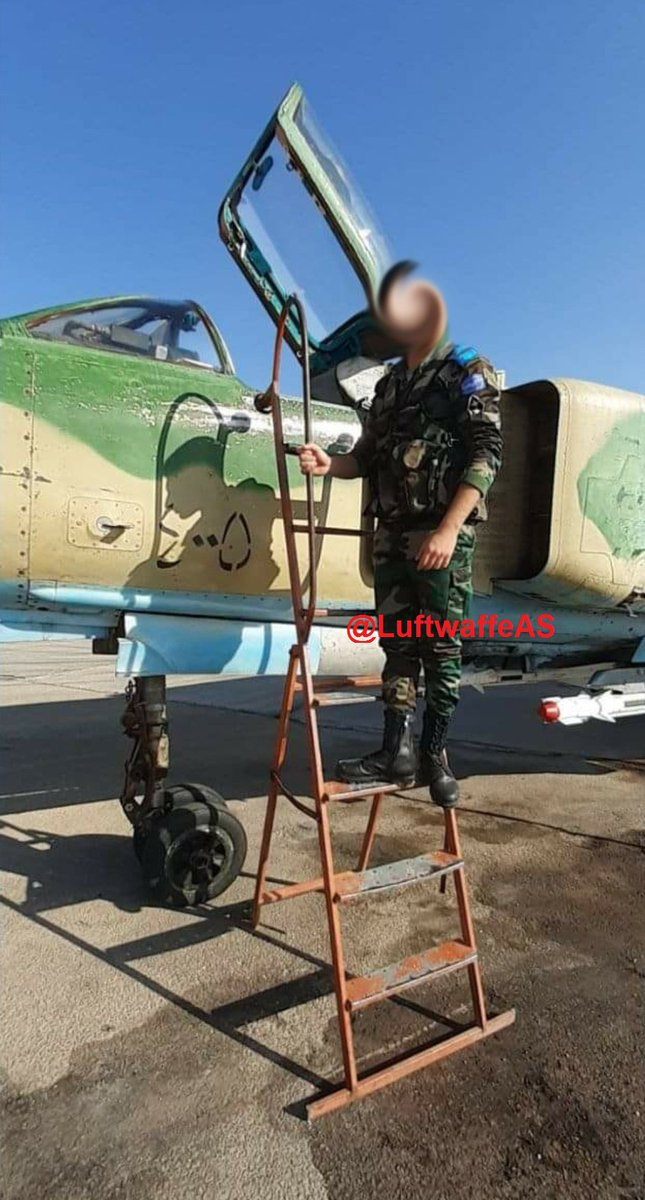 المقاتله Mig-23 Flogger المخضرمه  Ehyacu10