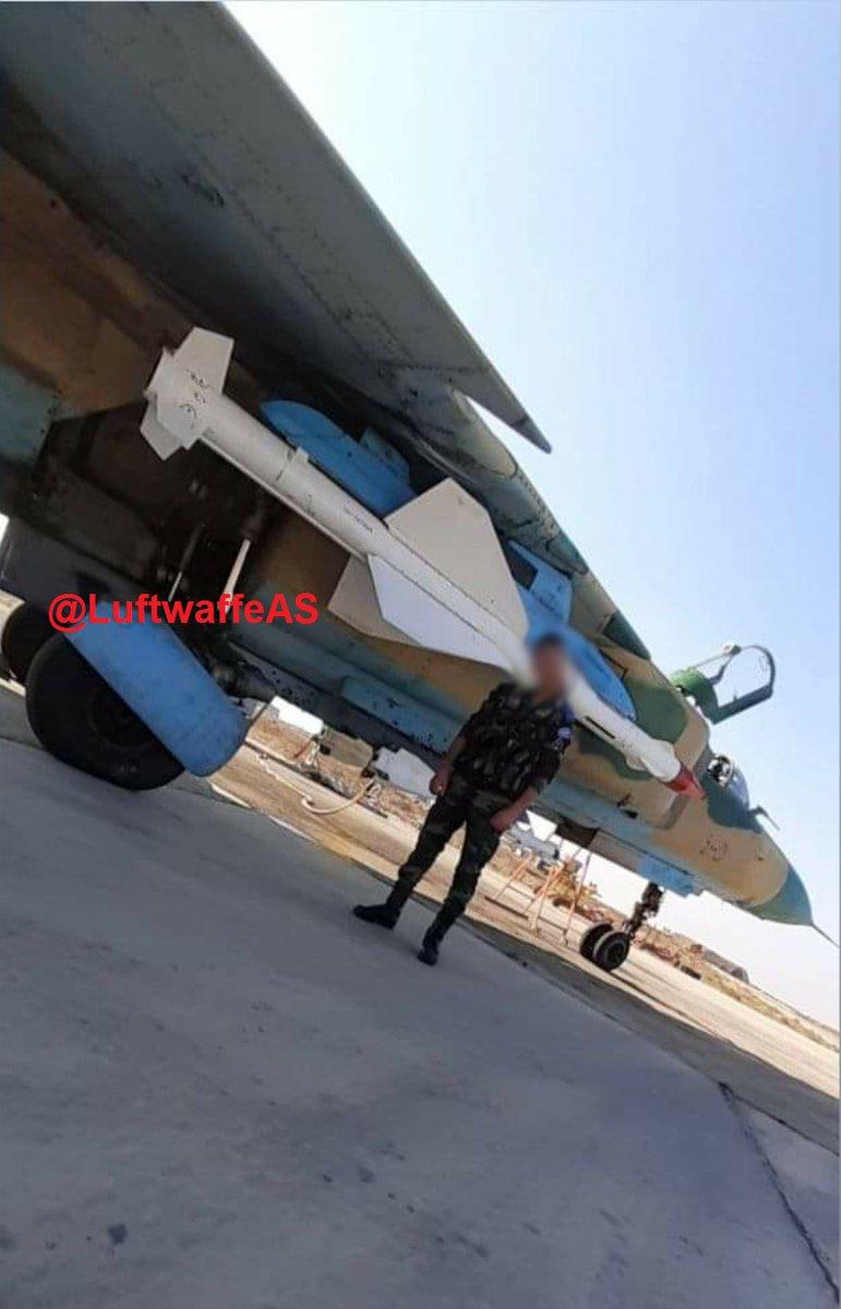 المقاتله Mig-23 Flogger المخضرمه  Ehyacv10